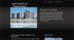 Preview of hotelpueblitoinn.net